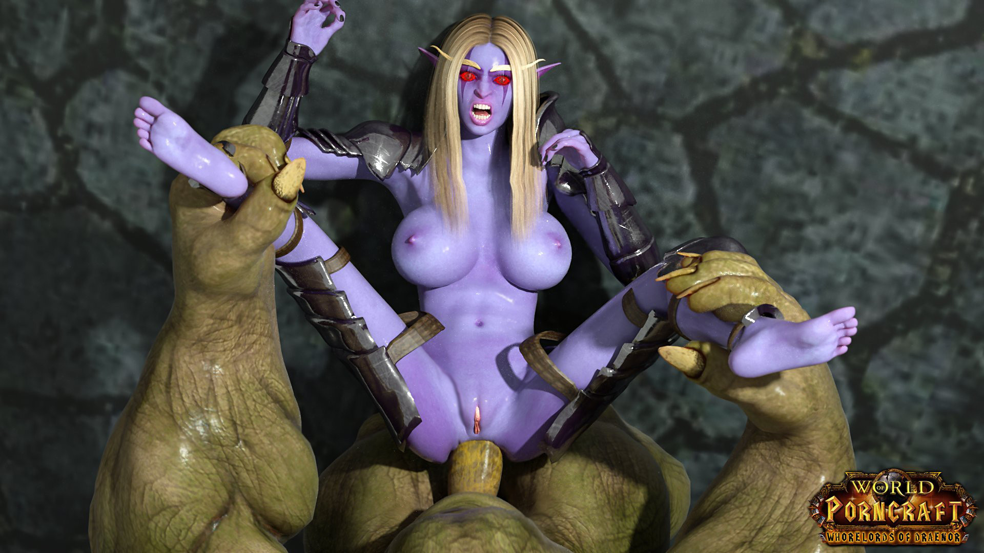 World of porncraft gallery sylvanas cartoon clip