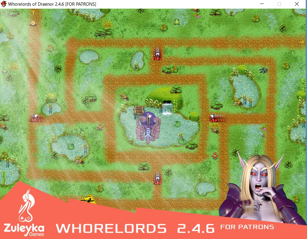 whorelords 2.4.6 by Zuleyka Games